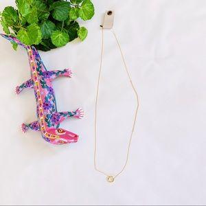 Anthropologie Serefina Build a Necklace Chain 14K